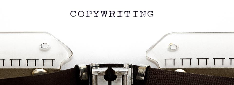 Copywriting and Writing